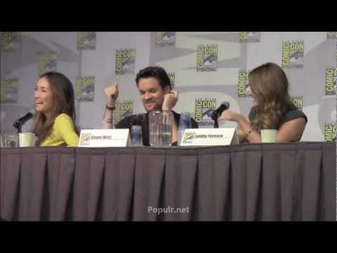 Nikita 2011 Comic Con Panel Part 3