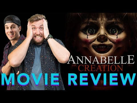 Annabelle Creation - Movie Review (Spoiler Free)