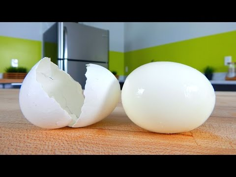 HOW TO PEEL AN EGG THE FASTEST WAY   In 3 Seconds!!  (COOL TRICK) - Inspire To Cook HD