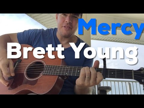 Video Mercy | Brett Young | Beginner Guitar Lesson download in MP3, 3GP, MP4, WEBM, AVI, FLV January 2017