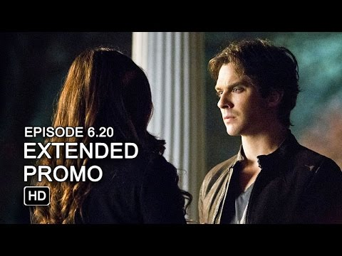 The Vampire Diaries - Episode 6.20 - I'd Leave My Happy Home For You - Extended Promo