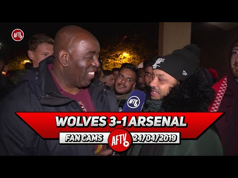 Wolves 3-1 Arsenal | Leno Was Suspect Today! But We'll Still Get Champions League! (Troopz)