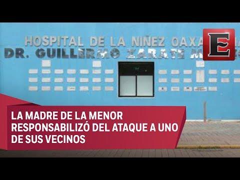 Indignación en Oaxaca por la violación de una bebé de casi dos años
