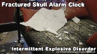 Fractured Skull Alarm Clock thumb image