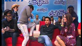 Video Dahsyat 20 Nov 13 - Billy Galau Karena Syahnaz MP3, 3GP, MP4, WEBM, AVI, FLV Januari 2019