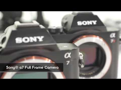 0 Sony Alpha a7/a7R   Worlds First Full Frame Mirrorless Digital Camera System