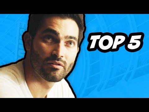Teen Wolf Season 4 Episode 11 - TOP 5 WTF Moments