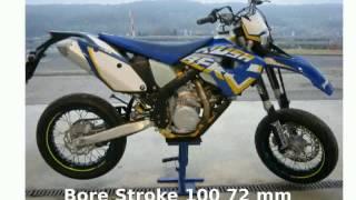 6. Husaberg FS 570 Supermoto -  Details Dealers
