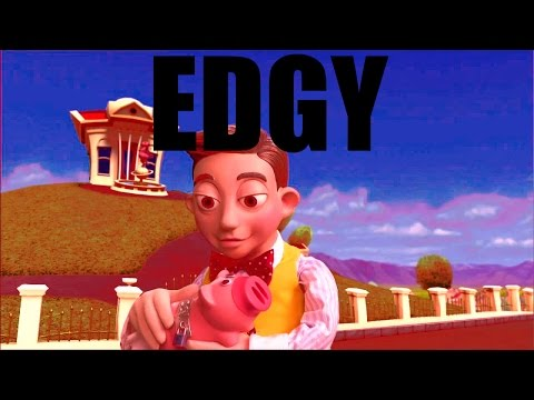 The Mine Song but it's Edgy (видео)