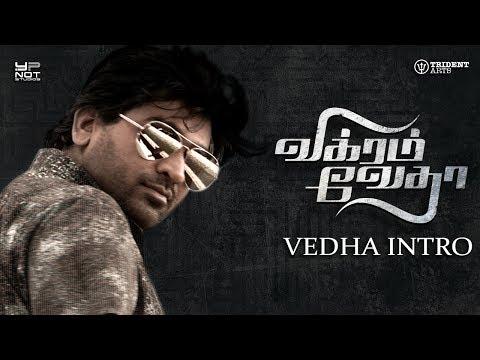 Vikram Vedha   Vijay Sethupathi as VEDHA   R Madhavan   Pushkar Gayatri