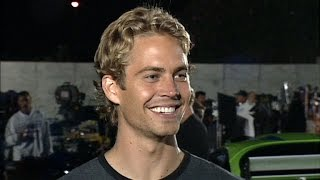 Nonton Flashback  Paul Walker On The Set Of  The Fast And The Furious  In 2000 Film Subtitle Indonesia Streaming Movie Download