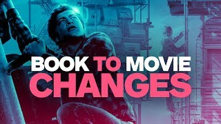 Video Ready Player One: The 5 Biggest Book vs. Movie Changes MP3, 3GP, MP4, WEBM, AVI, FLV Juni 2018