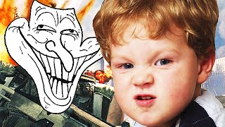 Unstoppable Luck returns to troll a famous squeaker on Black Ops 2! Smack the HELL out of that Like button to show your support!