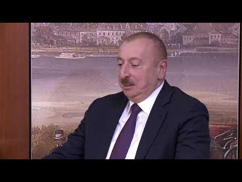 Igor Dodon a avut o întrevedere cu Ilham Aliyev