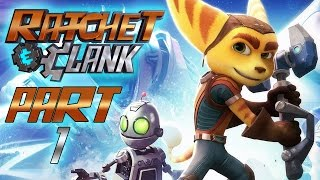 Nonton Ratchet & Clank (2016) - Let's Play - Part 1 - [Veldin/Quartu] -