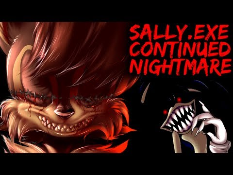 SALLY.EXE CONTINUED NIGHTMARE - SCARIEST \