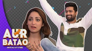 Video Vicky Kaushal on his relationship status || URI: THE SURGICAL STRIKE INTERVIEW || AUR BATAO MP3, 3GP, MP4, WEBM, AVI, FLV Januari 2019