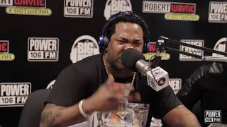 Video Busta Rhymes Raps LIVE In Big Boy's Neighborhood MP3, 3GP, MP4, WEBM, AVI, FLV Maret 2019