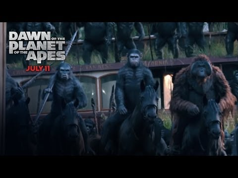 Dawn of the Planet of the Apes (TV Spot 1)