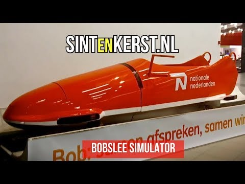 Video van Bobslee - Simulator Virtual Reality | Attractiepret.nl