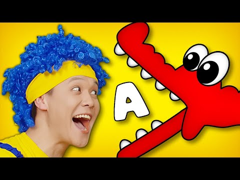 Learn the ABC with D Billions | English Letters for Kids