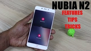 Here are the list of features to expect on Nubia N2, the smartphone with 5000mAh battery.