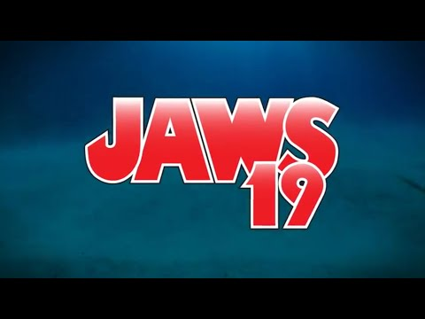 Official JAWS 19 trailer from Universal celebrating Back to the Future