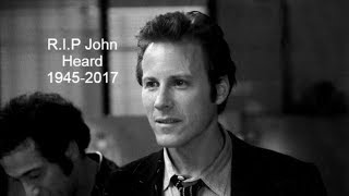 I'am so UPSET that i heared John Heard died earlier on july 21 or in yesterday WHY? he's the best and perfect father as Peter ...