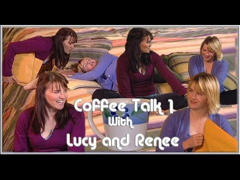 Lucy Lawless & Renee O'Connor - Coffee Talk 1 (Vostfr)