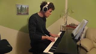 Video Liam Payne & Rita Ora - For You - Piano Cover - Slower Ballad Cover MP3, 3GP, MP4, WEBM, AVI, FLV Februari 2018