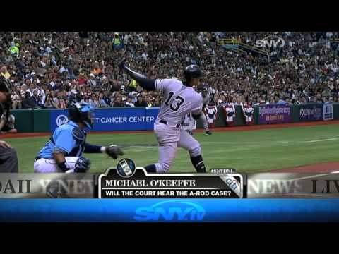 Daily News Live: A-Rod walks out