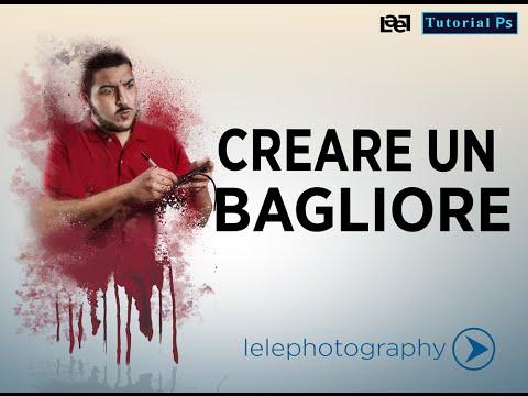 Creare un Bagliore - Photoshop Tutorial