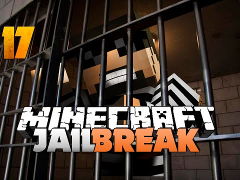 Minecraft JAIL BREAK S2E17 - STORM AND SCAMS