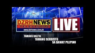 Video DZRH NEWS TELEVISION LIVE STREAM MP3, 3GP, MP4, WEBM, AVI, FLV Oktober 2018