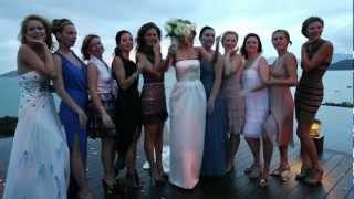Khun Mariya & Khun Dmitriy's Wedding in Phuket @ Sri panwa Luxury Hotel Phuket Thailand