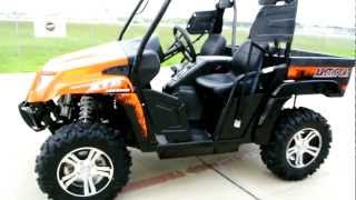 8. Review: 2012 Arctic Cat Prowler XTZ1000