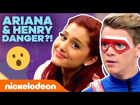 Ariana Grande & Henry Danger Connection?! 😃 Nick Conspiracy Theories REVEALED! 👀 | #NickStarsIRL