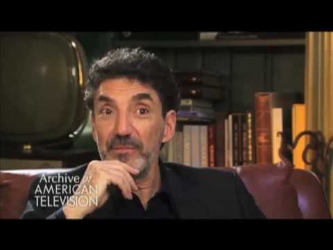 """Chuck Lorre on casting Angus T. Jones on """"Two and a Half Men"""" - EMMYTVLEGENDS.ORG"""