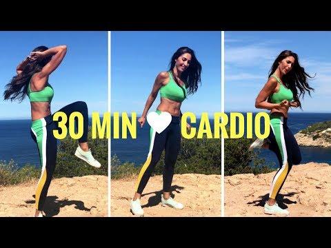30분 전신 운동 - 체중감량 운동