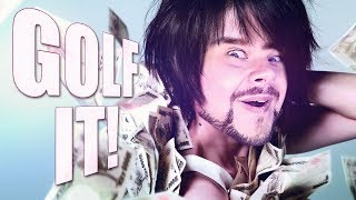 HWSQ #112 - Topis feuchter Youtube-Traum • Let's Play Golf it