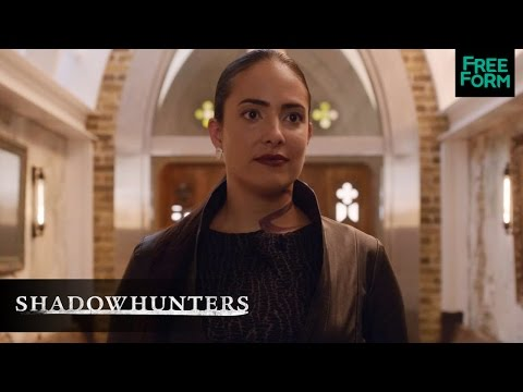 Shadowhunters | Season 1, Episode 5 Sneak Peek: Clary Meets Maryse | Freeform