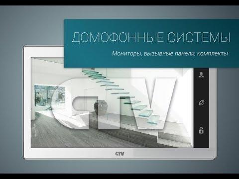 Презентация каталога домофонных систем