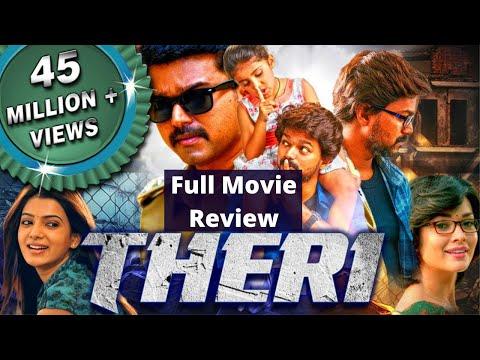 Theri Full Movie REVIEW | Vijay, Samantha, Amy Jackson, J. Mahendran