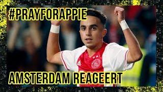 staystrongappie Abdelhak Nouri; het is een week geleden dat bekend werd dat hij nooit meer beter wordt. Amsterdam staat...