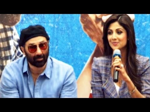 Shilpa Shetty Kicked About Dishkiyaoon