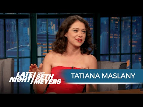 Tatiana Maslany on Playing Multiple Characters in Orphan Black