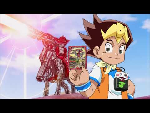 Duel Masters (2017) - Spring 2017 - Winter 2018