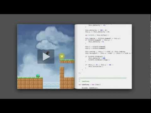Real Time Game Development Demo By Bret Victor