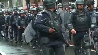 La ONU dice no a la Ley de Seguridad Interior