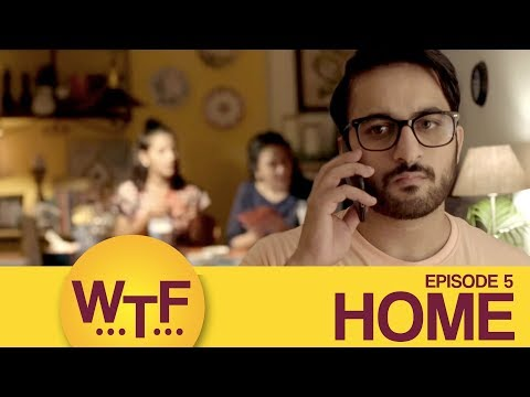Dice Media | What The Folks | Web Series | S01E05 - Home (Season 1 Finale)